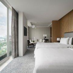 Shangri-La Hotel Singapore комната для гостей