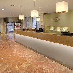 Отель Crowne Plaza Hannover интерьер отеля
