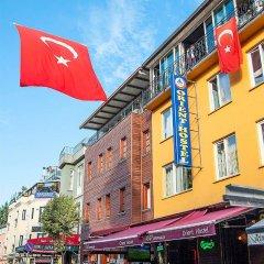 Orient Hostel Стамбул парковка