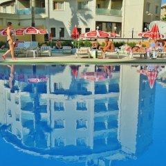 Отель Turan Apart бассейн фото 3