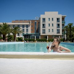 Отель Victoria Terme Тиволи бассейн фото 3