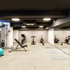 Hotel Riazor фитнесс-зал фото 2