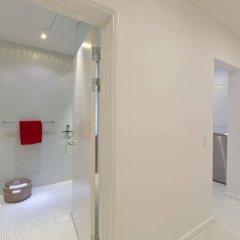 Отель Europahuset Apartments Дания, Копенгаген - отзывы, цены и фото номеров - забронировать отель Europahuset Apartments онлайн интерьер отеля