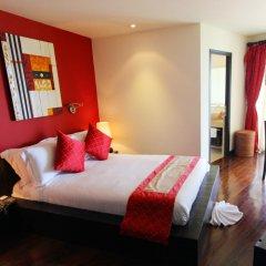 Отель IndoChine Resort & Villas комната для гостей фото 4