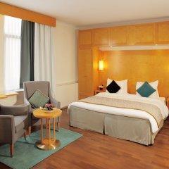 Отель DoubleTree by Hilton Brussels City Бельгия, Брюссель - 2 отзыва об отеле, цены и фото номеров - забронировать отель DoubleTree by Hilton Brussels City онлайн комната для гостей фото 5