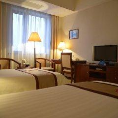 Отель Shanghai Airlines Travel Hotel Китай, Шанхай - 1 отзыв об отеле, цены и фото номеров - забронировать отель Shanghai Airlines Travel Hotel онлайн удобства в номере
