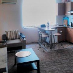 Гостиница Морская звезда (Лазаревское) комната для гостей фото 4