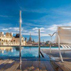 Отель Ohla Barcelona Испания, Барселона - 2 отзыва об отеле, цены и фото номеров - забронировать отель Ohla Barcelona онлайн бассейн