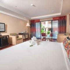 Отель Baan Laimai Beach Resort комната для гостей фото 4