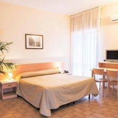 Отель La Genziana комната для гостей