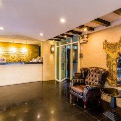 Отель Nova Park гостиничный бар