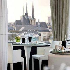Отель Sofitel Luxembourg Le Grand Ducal балкон