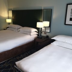 Отель Hilton Dublin Kilmainham сейф в номере