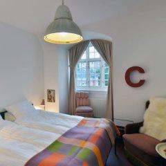 Отель Carmel Дания, Орхус - отзывы, цены и фото номеров - забронировать отель Carmel онлайн комната для гостей фото 5