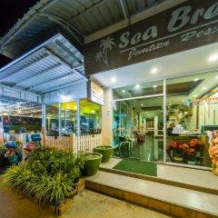 Отель Sea Breeze Jomtien Residence Таиланд, Паттайя - отзывы, цены и фото номеров - забронировать отель Sea Breeze Jomtien Residence онлайн фото 12