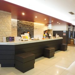 Отель Sunline Hakata Ekimae Хаката интерьер отеля фото 3