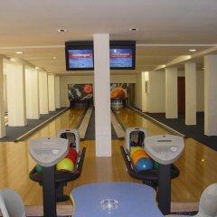 Hotel Globus - Half Board фитнесс-зал