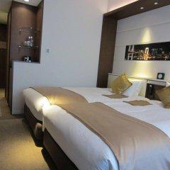 Отель Solaria Nishitetsu Hotel Ginza Япония, Токио - отзывы, цены и фото номеров - забронировать отель Solaria Nishitetsu Hotel Ginza онлайн комната для гостей