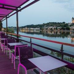 Отель Mercure Bords De Loire Saumur Сомюр питание фото 3