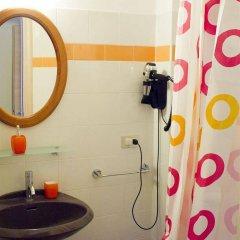 Отель La Sosta Solidale Италия, Милан - отзывы, цены и фото номеров - забронировать отель La Sosta Solidale онлайн ванная фото 2