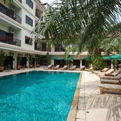 Отель Baan Souy Resort бассейн фото 2
