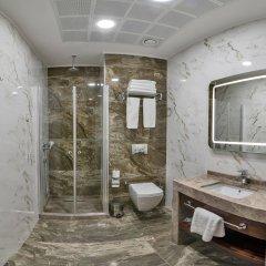 Piya Sport Hotel Турция, Стамбул - отзывы, цены и фото номеров - забронировать отель Piya Sport Hotel онлайн ванная