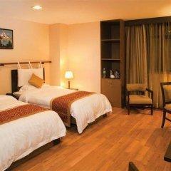 Отель Indreni Himalaya Непал, Катманду - отзывы, цены и фото номеров - забронировать отель Indreni Himalaya онлайн комната для гостей фото 2