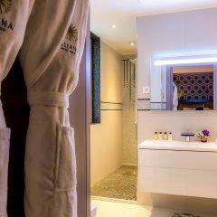 Отель Juliana Paris Франция, Париж - отзывы, цены и фото номеров - забронировать отель Juliana Paris онлайн ванная