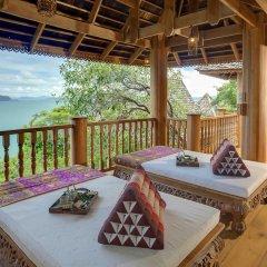 Отель Santhiya Koh Yao Yai Resort & Spa балкон