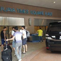 Отель Genius Service Suite at Times Square Малайзия, Куала-Лумпур - отзывы, цены и фото номеров - забронировать отель Genius Service Suite at Times Square онлайн городской автобус
