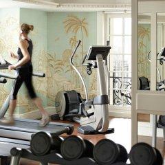 Shangri-La Hotel Paris Париж фитнесс-зал фото 2