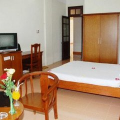 Cua Dai Beach Hotel удобства в номере
