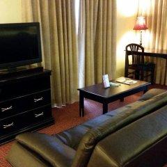 Отель Hawthorn Suites by Wyndham Columbus North США, Колумбус - отзывы, цены и фото номеров - забронировать отель Hawthorn Suites by Wyndham Columbus North онлайн удобства в номере