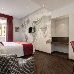 Отель Nazionale Италия, Рим - 4 отзыва об отеле, цены и фото номеров - забронировать отель Nazionale онлайн комната для гостей фото 5
