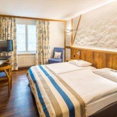 Отель Adler Швейцария, Цюрих - 1 отзыв об отеле, цены и фото номеров - забронировать отель Adler онлайн комната для гостей фото 3