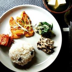 HaHa Guesthouse - Hostel Сеул питание фото 2