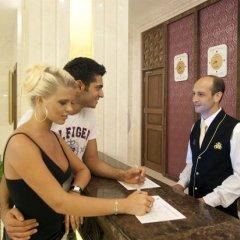 Отель Crystal Palace Luxury Resort & Spa - All Inclusive Сиде с домашними животными