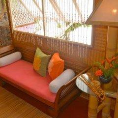 Отель Te Ora Hau Ecolodge комната для гостей фото 5
