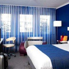 Отель pentahotel Liège Бельгия, Льеж - 1 отзыв об отеле, цены и фото номеров - забронировать отель pentahotel Liège онлайн комната для гостей фото 4