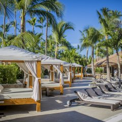 Отель Majestic Colonial Punta Cana пляж