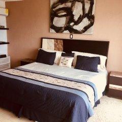 Отель Condominios Brisas Cancun Zona Hotelera комната для гостей