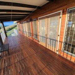 Отель Over The Horizon балкон
