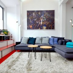 Апартаменты Vienna Residence Luxury Apartment for 4 With Rooftop Terrace and Uncom комната для гостей фото 2