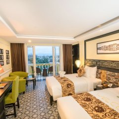 Отель Le Pavillon Hoi An Luxury Resort & Spa комната для гостей
