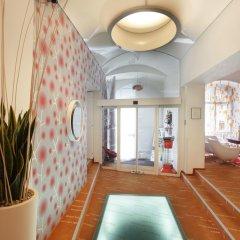 Vintage Design Hotel Sax интерьер отеля