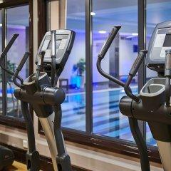 Отель Holiday Inn Birmingham Airport фитнесс-зал фото 2