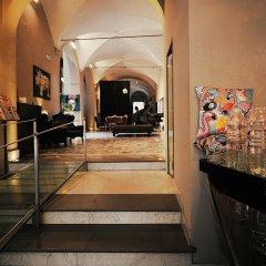 Отель Borghese Palace Art Hotel Италия, Флоренция - 1 отзыв об отеле, цены и фото номеров - забронировать отель Borghese Palace Art Hotel онлайн интерьер отеля фото 2
