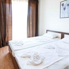Отель New Line Village Apartments Болгария, Свети Влас - отзывы, цены и фото номеров - забронировать отель New Line Village Apartments онлайн комната для гостей фото 3