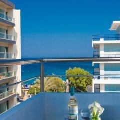 Отель Elite Hotel Греция, Родос - 1 отзыв об отеле, цены и фото номеров - забронировать отель Elite Hotel онлайн балкон