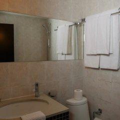Отель Riverside Boutique Hotel Болгария, Банско - отзывы, цены и фото номеров - забронировать отель Riverside Boutique Hotel онлайн ванная фото 2